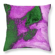 The Sentinel 11 Throw Pillow