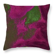 The Sentinel 15 Throw Pillow