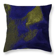 The Sentinel 7 Throw Pillow