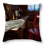 The Sewing Spot Throw Pillow