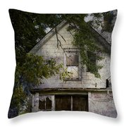 The Shadow Of Our Memories Throw Pillow