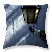 The Shadow Of The Illuminated Throw Pillow