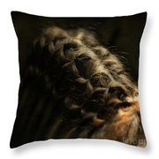 The Shape Throw Pillow