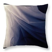 The Sheets In The Morning  Throw Pillow