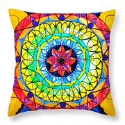 The Shift Throw Pillow