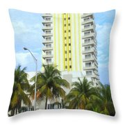 The Shorecrest Throw Pillow