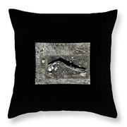 The Sigh Left There Throw Pillow