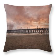 The Simple Purity Of Living Throw Pillow