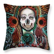 The Singularity Throw Pillow