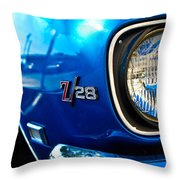 The Six Eight Throw Pillow