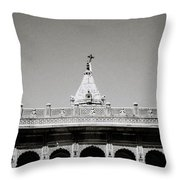 The Small Temple Throw Pillow
