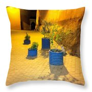 The Souks Throw Pillow