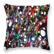 The Soul Verses The Intellect Throw Pillow