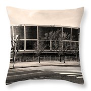 The Spectrum In Philadelphia Throw Pillow by Bill Cannon