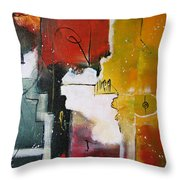The Spirit Throw Pillow