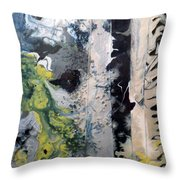 The Stars Are Not Aligned Throw Pillow