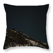 The Stars In The Sky Throw Pillow
