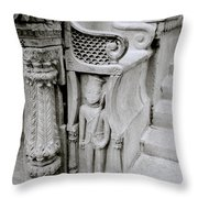 The Haveli Chair Throw Pillow