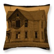 The Stories I Could Tell Throw Pillow