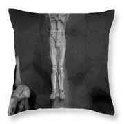 The Story II Throw Pillow