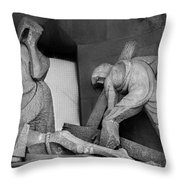 The Story IIi Throw Pillow