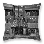 The Strand Theatre Throw Pillow