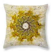 The Sundial Throw Pillow