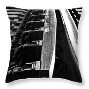 The Switch Bw Throw Pillow