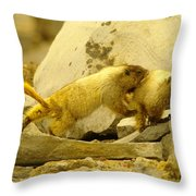 The Tackle Throw Pillow