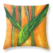 The Tall One 5 Of 5 Throw Pillow