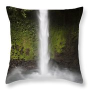 The Texture Of Nature Throw Pillow