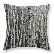 The Thicket Throw Pillow