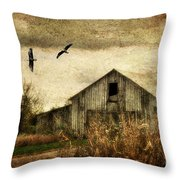 The Times They Are A Changing Throw Pillow