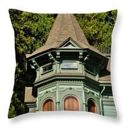 The Tower Throw Pillow
