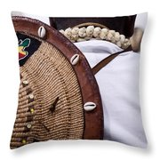 The Tradition Throw Pillow