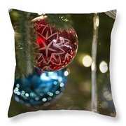 The Tree 2012   5651 Throw Pillow