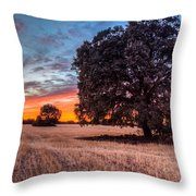 The Tree Throw Pillow
