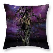 The Tree Of Sawols Throw Pillow