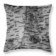 The Trees Have Eyes Throw Pillow