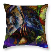 Solar Engineer  Throw Pillow