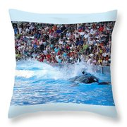 The Ultimate Ride Throw Pillow
