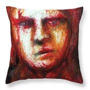 The Unseen - 3 Throw Pillow