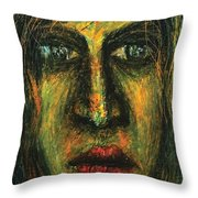 The Unseen - 7 Throw Pillow