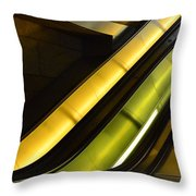 The Up Side Of Down Throw Pillow