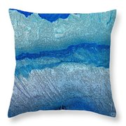 The Vanishing By Jrr Throw Pillow
