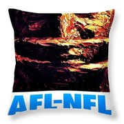 The Very First Throw Pillow
