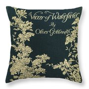 The Victor Of Wakefield Throw Pillow
