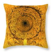 The Vision Of The Empyrean Throw Pillow
