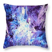 The Visitors 2011 Throw Pillow