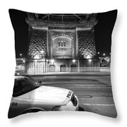 The Watched Throw Pillow